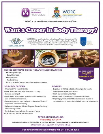 Want a Career in Body Therapy?